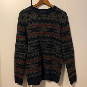 Men's Warm Winter Sweater